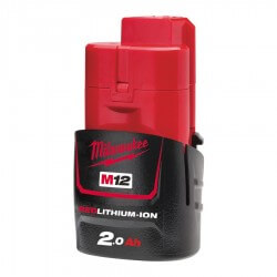 Aku MILWAUKEE M12 B2 2.0 Ah