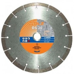 Universaalne teemantketas GOLZ DS30 125x22.2 mm