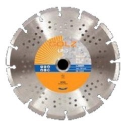 Teemantketas kivile GOLZ LP3 180x22.2 mm