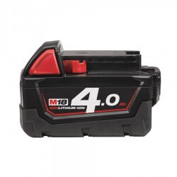Aku MILWAUKEE M18 B4 4.0 Ah
