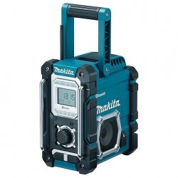 Bluetooth raadio MAKITA DMR108
