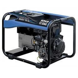 Elektrigeneraator SDMO Diesel 6500 TE