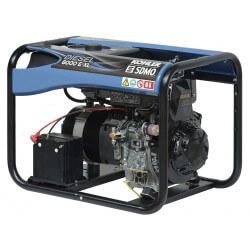 Elektrigeneraator SDMO Diesel 6000 E
