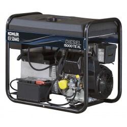 Elektrigeneraator SDMO Diesel 15000 TE