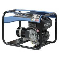 Elektrigeneraator SDMO Diesel 4000 C