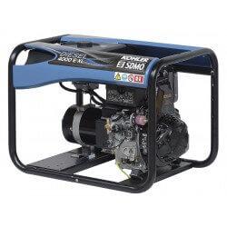 Elektrigeneraator SDMO Diesel 4000 EXL