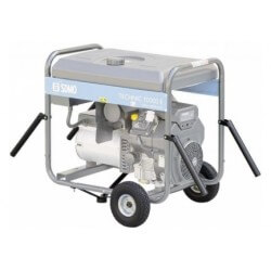 Generaatori transportrattad SDMO RKB2 4-9 kW
