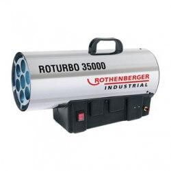 Gaasikütteseade 34 kW ROTHENBERGER Roturbo 35000