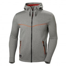 Džemperis HELLY HANSEN Chelsea Evolution Hood (pilka)