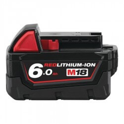 Aku MILWAUKEE M18 B6 6.0 Ah