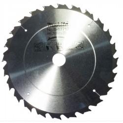 Lõikeketas puidu jaoks MAKITA 260x30 mm 24Z