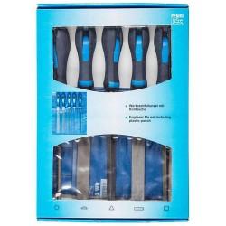Lukksepa viilikomplekt PFERD 533 WRU 200 H3