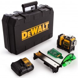 Laseri komplekt DeWALT DCE089D1G 10,8 V