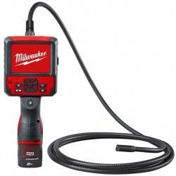 Akumuliatorinė kamera vamzdžiams MILWAUKEE M12 IC AV3-201C