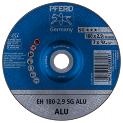 Lõikeketas alumiiniumile PFERD EH180-2,9 SG-ALU