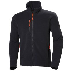 Fliisjakk HELLY HANSEN Kensington Fleece, must