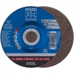Lihvketas PFERD CC-Grind-Strong 125 SG Steel