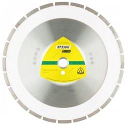 Teemantketas betoonile KLINGSPOR DT 350 U Extra