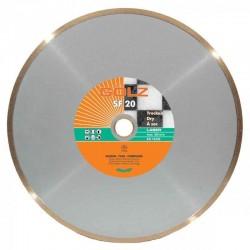 Teemantketas keraamika jaoks GOLZ SF20 Ø250x30/25,4 mm