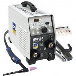 Keevitusseade GYS TIG 200 DC HF FV