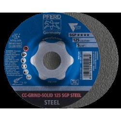 Lihvketas CC-Grind-Solid 125 SGP Steel Delta
