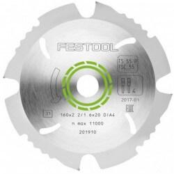 Teemantlõikeketas FESTOOL 160x2,2x20 DIA4