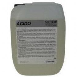 Happepuhastuskeemia NILFISK Acido SV1 25L