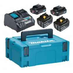 Akude ja laadija komplekt MAKITA PowerPack LXT/CXT