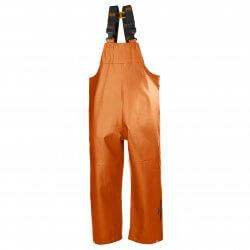 Veekindlad traksipüksid HELLY HANSEN Gale Rain Bib, oranž