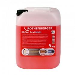 Katlakivi eemaldamise kontsentraat ROTHENBERGER RoCal Acid Multi