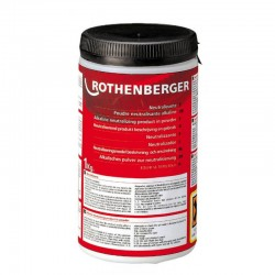 Neutralisaatorpulber ROTHENBERGER, 1kg