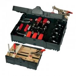 Pitskruvide komplekt tööaluse ja kohvriga BESSEY STC-S-MFT