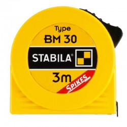 Mõõdulint vaateaknaga 3 m BM 30 W STABILA