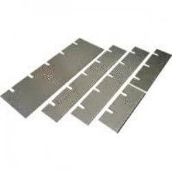 Terad linoleumi, PVC jaoks WOLFF Turbo-Stripper 350 mm, 10 tk