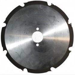 Diskas deimantiniais dantimis Z8FL 160mm KARNASCH