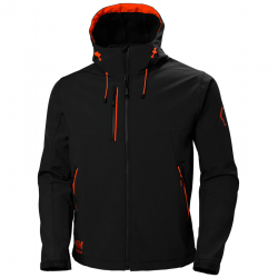 Kapuutsiga jope HELLY HANSEN Chelsea Evolution Hooded Softshell, must