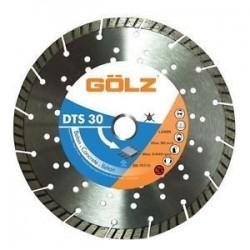 Universaalne teemantketas GOLZ DTS30 115x22,2 mm