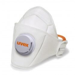 Respiraator UVEX silv-Air Premium 5210 FFP2
