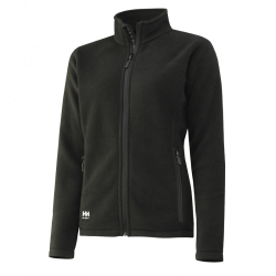 Naiste fliis HELLY HANSEN Luna Fleece, must