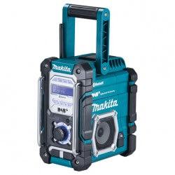 Bluetooth raadio DAB/DAB+ MAKITA DMR112
