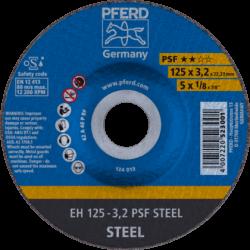 Lõikeketas PFERD EH125-3,2 mm PSF Steel