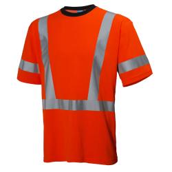 T-särk HELLY HANSEN Esbjerg HH-Cool, oranž, XL