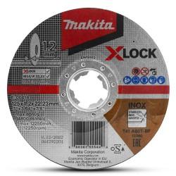 Lõikeketas MAKITA X-Lock 125x1,2mm RST