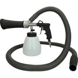 Pneumaatiline puhastuspüstol koos imemisvoolikutega KS-TOOLS