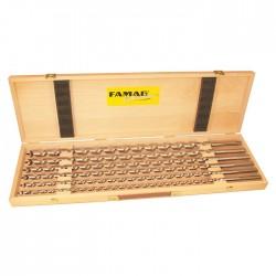 6-osaline puidupuuride komplekt FAMAG 460 mm