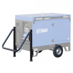 Ratukai ir rankenos generatoriams SDMO RKB5 9kW