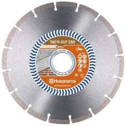 Deimantinis diskas betonui HUSQVARNA TACTI-CUT S50 125x22,2mm