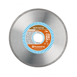 Deimantinis diskas plytelėms HUSQVARNA TACTI-CUT S4 125x22,2mm