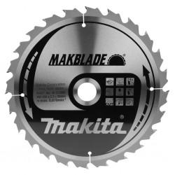 Pjovimo diskas medžiui MAKITA 260x30x2,3mm 24T