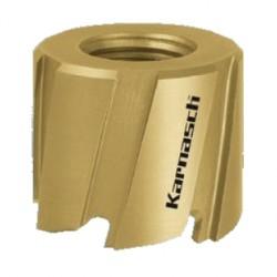 Gręžimo karūna KARNASCH Mini-Cut TIN-Gold